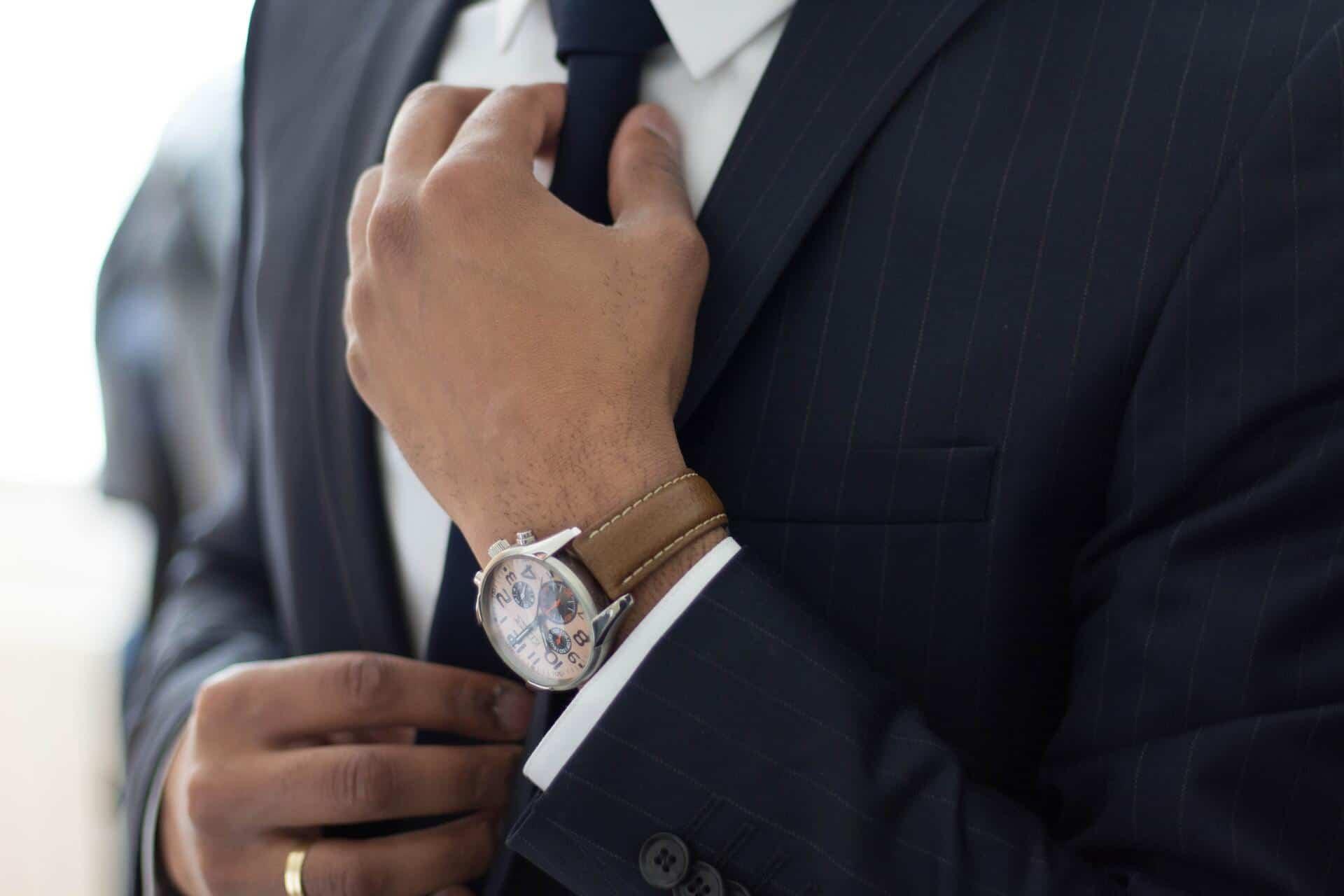 Anzug- und Smokingverleiher